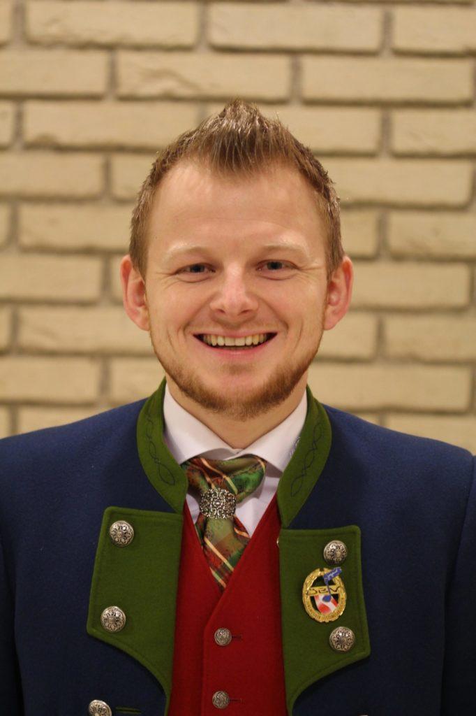 Neuer Obmann – Markus Mistelbauer