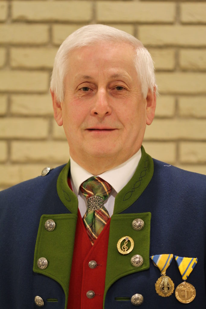 Neuer Kapellmeister – Fritz Resch
