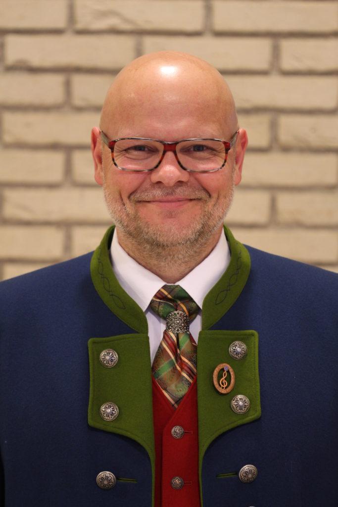 Neuer Kapellmeister – Martin Schwarenthorer
