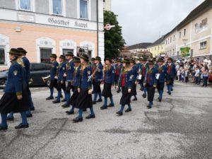 Bezirksmusikfest Biberbach