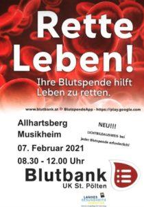 TMK Blutspendeaktion