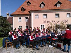 Erntedankfest in Allhartsberg